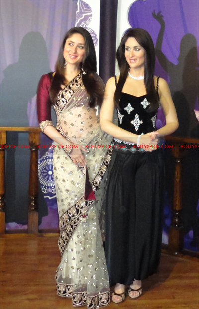 11oct kareenawax 06 Kareenas wax statue unveiled!