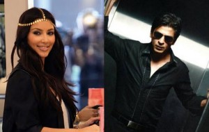 11oct kim srk 300x190 Kim Kardashian to act opposite Shahrukh Khan?