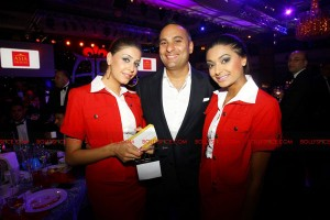 11oct kingfisher03 300x200 Kingfisher Airlines Announces Winner of Prestigious Lifetime Achievement Accolade at The Asian Awards 2011