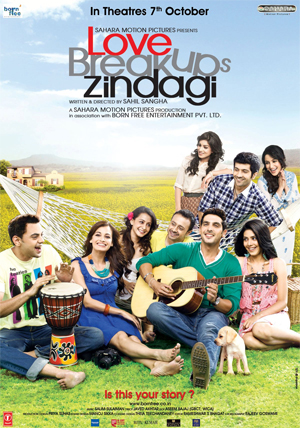11oct lbzmovie Love Breakups Zindagi Movie Review