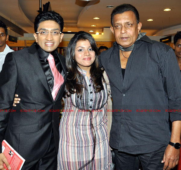 11oct mithun number04 Mithun Chakraborty launches Numerology Rocks