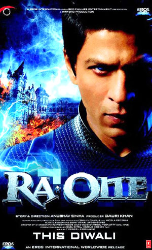 11oct ra1 170crore02 Ra.One breaks all box office records: Weekend collections of Rs. 170 crore worldwide