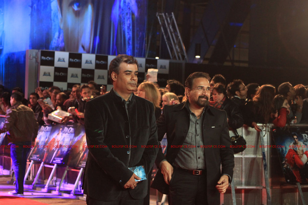 11oct ra1 redcarpet UK03 More Ra.One UK Premiere   Red Carpet