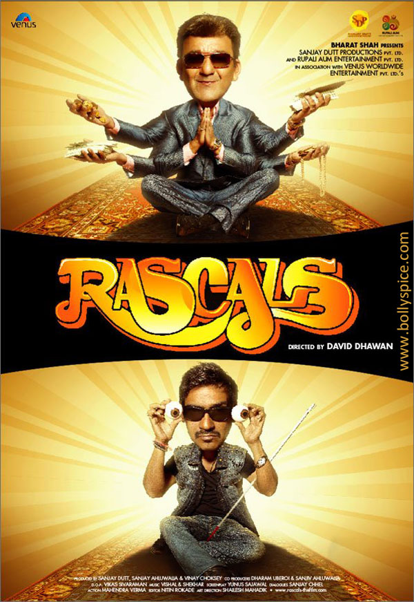 11oct rascals moviereview01 Rascals Movie Review