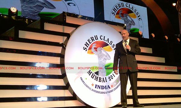 11oct sheraclassic08 Amitabh Bachchan, Sanjay Dutt and Rana at Sheru Classic 2011
