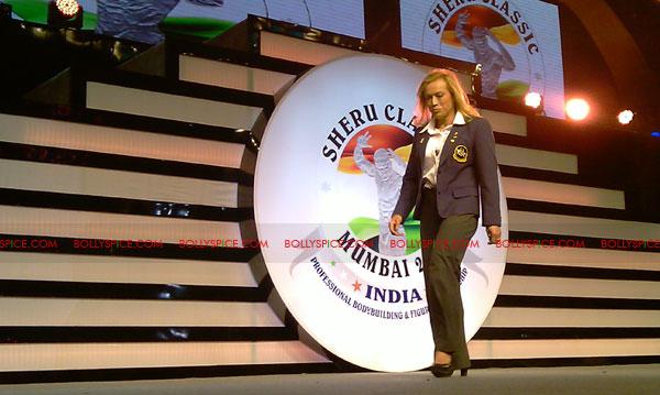 11oct sheraclassic09 Amitabh Bachchan, Sanjay Dutt and Rana at Sheru Classic 2011