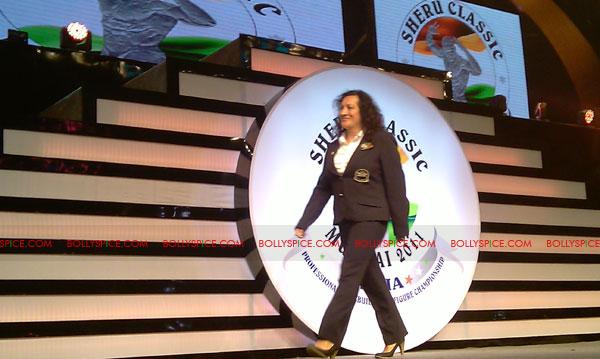 11oct sheraclassic10 Amitabh Bachchan, Sanjay Dutt and Rana at Sheru Classic 2011