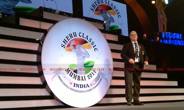 11oct sheraclassic11 Amitabh Bachchan, Sanjay Dutt and Rana at Sheru Classic 2011