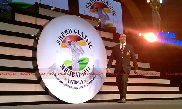 11oct sheraclassic12 Amitabh Bachchan, Sanjay Dutt and Rana at Sheru Classic 2011