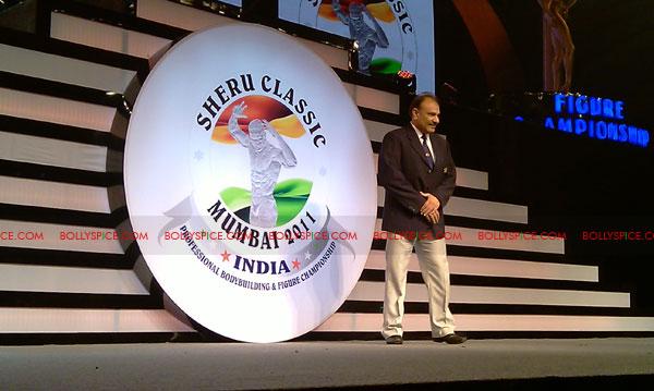 11oct sheraclassic13 Amitabh Bachchan, Sanjay Dutt and Rana at Sheru Classic 2011