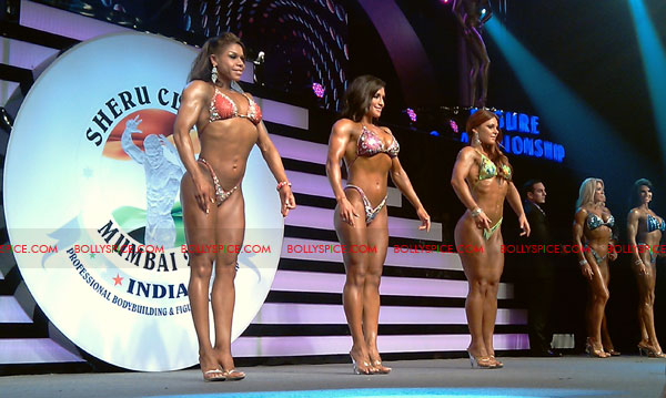11oct sheraclassic17 Amitabh Bachchan, Sanjay Dutt and Rana at Sheru Classic 2011