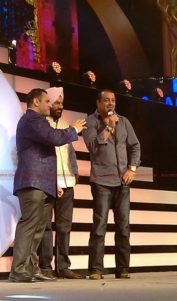 11oct sheraclassic23 Amitabh Bachchan, Sanjay Dutt and Rana at Sheru Classic 2011