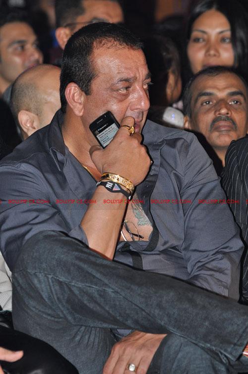 11oct sheraclassic31 Amitabh Bachchan, Sanjay Dutt and Rana at Sheru Classic 2011
