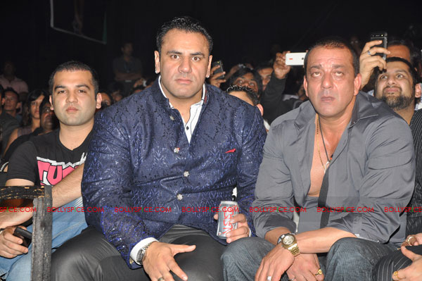 11oct sheraclassic34 Amitabh Bachchan, Sanjay Dutt and Rana at Sheru Classic 2011