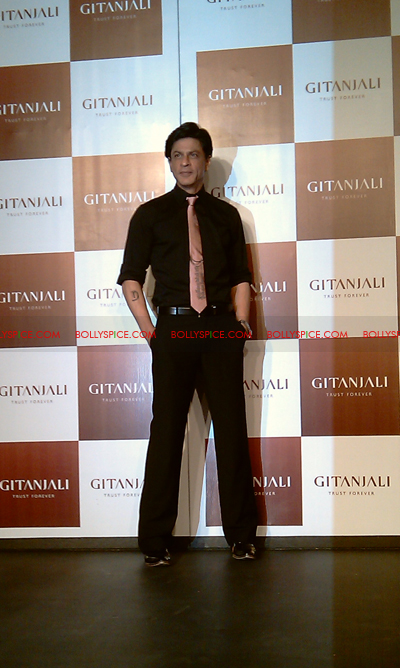 11oct srkgitanjali28 My family is the crown of this baadshah says SRK