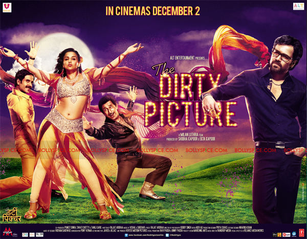 11oct thedirtypictureposter The Dirty Picture preview
