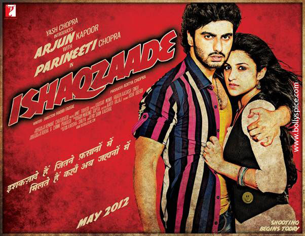 11oct yrfannounce ishaqzaade YRF Announces ISHAQZAADE! Exclusive!