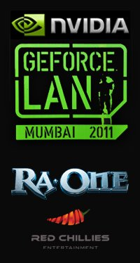 RaOne NVINDIA 2 Ra.One crashes the livestream server!