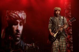 Ranbir rockin 300x199 Rockstars Rock Concert!