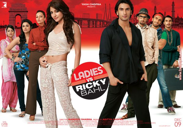 11nov LVR poster011 New Exclusive Poster Ladies vs Ricky Bahl