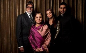11nov bachchan01 300x186 Bollywood showers their best wishes for Baby B