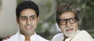 11nov betiB 1stpics03 300x132 Abhishek Bachchan: I hope Beti B realizes the joy she has brought with her