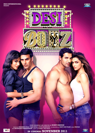 11nov desiboyzreview Desi Boyz Movie Review