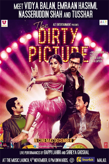11nov dirtypicturemusiclaunch The Dirty Picture music launch