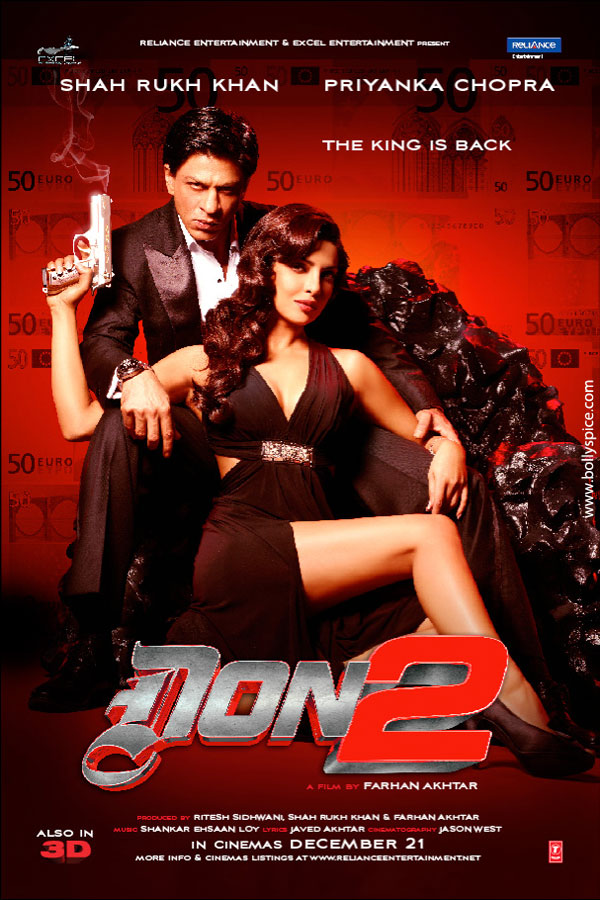 11nov don2musicreview Don 2 Music Review