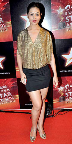 11nov hot or not02 Whos Hot Whos Not   Airtel Super Star Awards