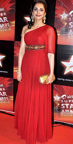 11nov hot or not03 Whos Hot Whos Not   Airtel Super Star Awards