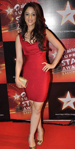 11nov hot or not07 Whos Hot Whos Not   Airtel Super Star Awards