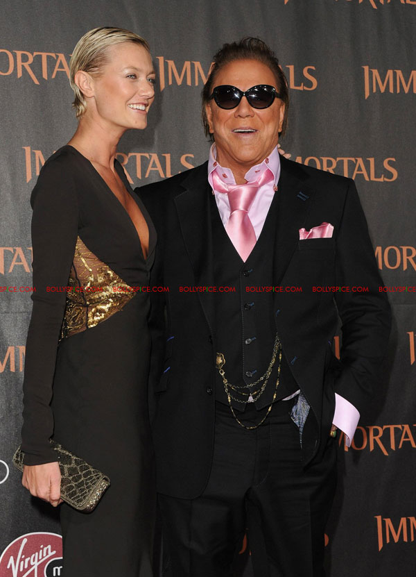 11nov immortalsredcarpet 12 Red Carpet Photos from the Immortals World Premiere