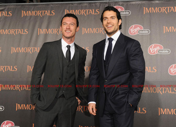 11nov immortalsredcarpet 15 Red Carpet Photos from the Immortals World Premiere
