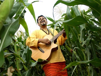 11nov raghudixitinterview 03 I think my music is the truest representation of what India is today.   Raghu Dixit