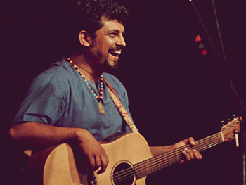 11nov raghudixitinterview 05 I think my music is the truest representation of what India is today.   Raghu Dixit
