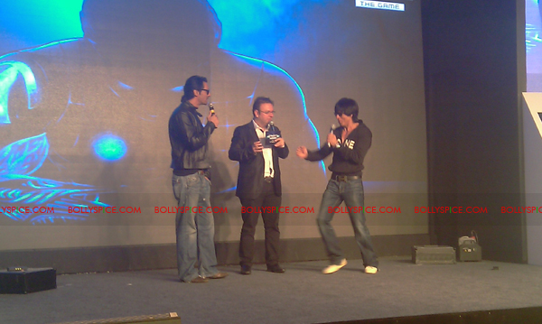11nov raonegamelaunch 02 Ra.One game launch