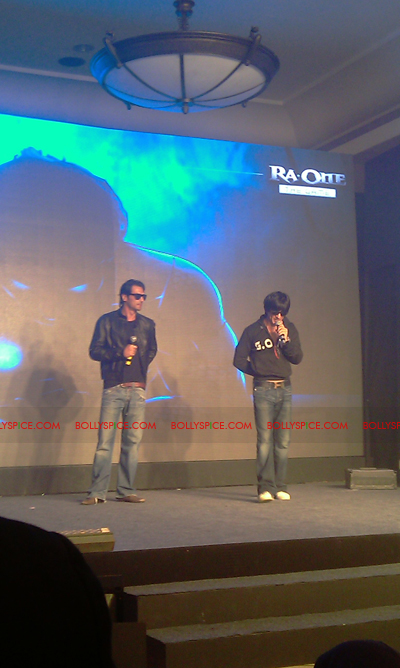 11nov raonegamelaunch 03 Ra.One game launch