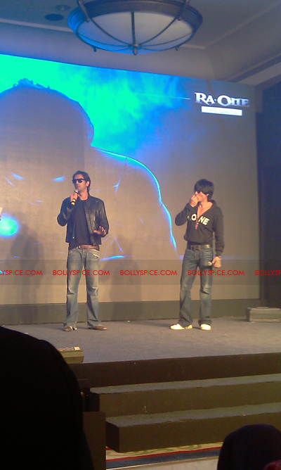 11nov raonegamelaunch 04 Ra.One game launch