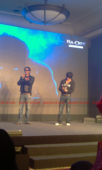 11nov raonegamelaunch 05 Ra.One game launch