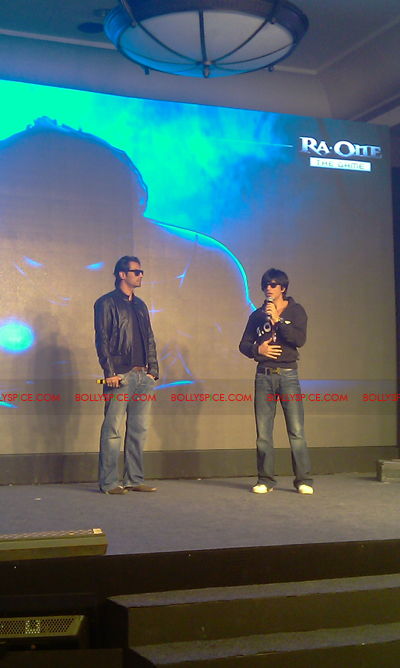 11nov raonegamelaunch 07 Ra.One game launch