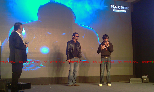 11nov raonegamelaunch 08 Ra.One game launch