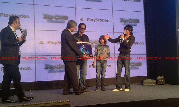 11nov raonegamelaunch 09 Ra.One game launch