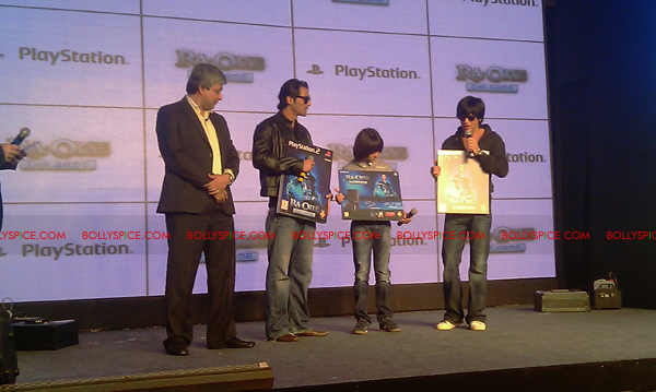 11nov raonegamelaunch 13 Ra.One game launch