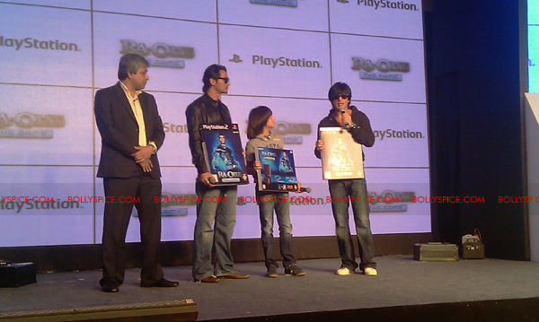 11nov raonegamelaunch 14 Ra.One game launch
