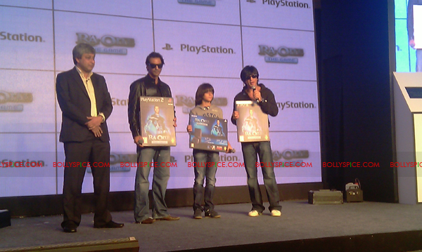 11nov raonegamelaunch 15 Ra.One game launch