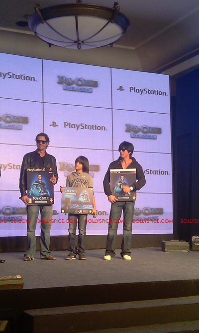 11nov raonegamelaunch 17 Ra.One game launch