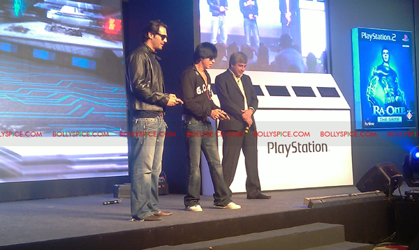 11nov raonegamelaunch 18 Ra.One game launch