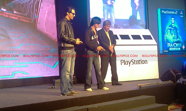11nov raonegamelaunch 19 Ra.One game launch