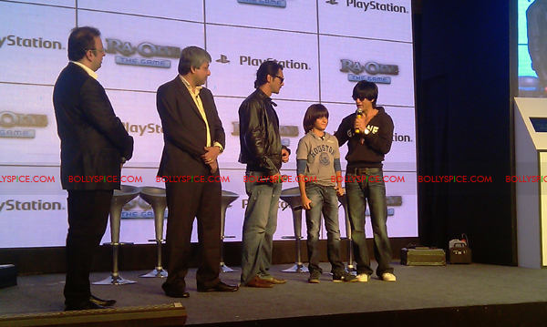 11nov raonegamelaunch 20 Ra.One game launch